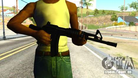 Fort 227 para GTA San Andreas terceira tela