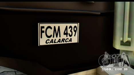 Chevrolet C.O.E. Semimula para GTA San Andreas