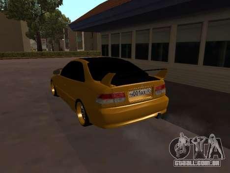 Honda Civic para GTA San Andreas
