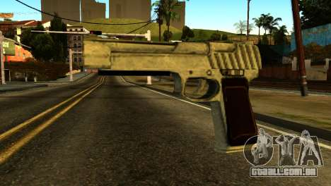 Desert Eagle from GTA 5 para GTA San Andreas