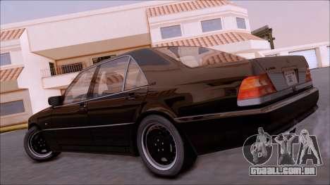 ClickClacks ENB V1 para GTA San Andreas décima primeira imagem de tela