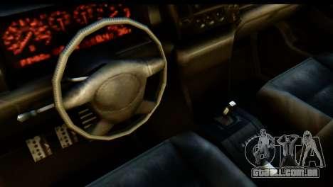 GTA 5 Vapid Sandking SWB para GTA San Andreas vista direita