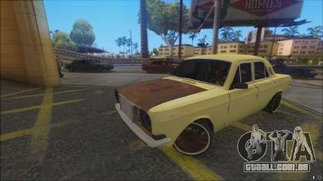 ГАЗ 2410 DERIVA SPL IP para GTA San Andreas