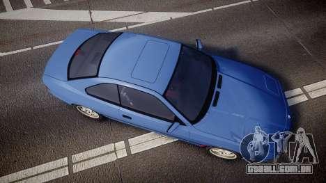BMW E31 850CSi 1995 [EPM] para GTA 4 vista direita