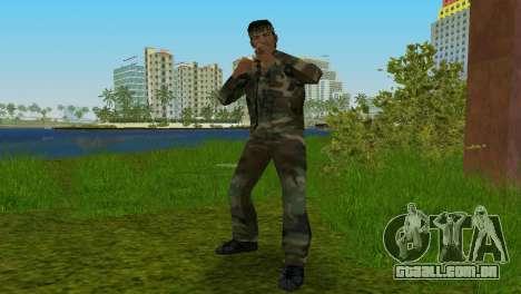 Original VC Camo Skin para GTA Vice City segunda tela