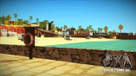 ENB Autumn para GTA San Andreas por diante tela