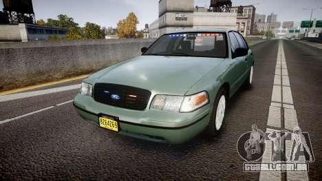Ford Crown Victoria Police Interceptor [ELS] para GTA 4