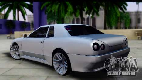 Elegy S14 para GTA San Andreas esquerda vista
