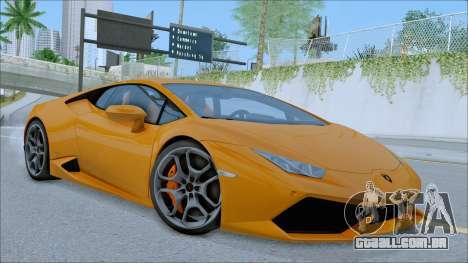 ClickClacks ENB V1 para GTA San Andreas terceira tela