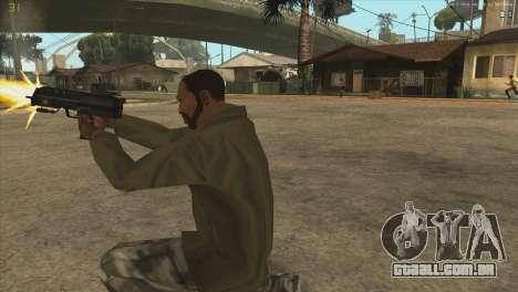 MP7 from Killing floor para GTA San Andreas segunda tela