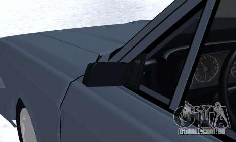 Peykan Separ Joshan 1600 para o motor de GTA San Andreas