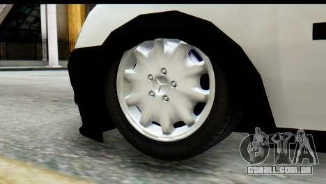 Opel Combo Delta Garage para GTA San Andreas