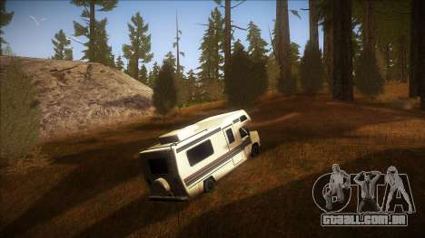 ENB Autumn para GTA San Andreas sexta tela