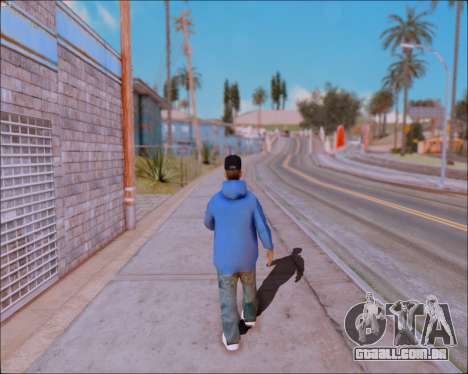 ClickClacks ENB V1 para GTA San Andreas