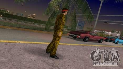Camo Skin 19 para GTA Vice City segunda tela