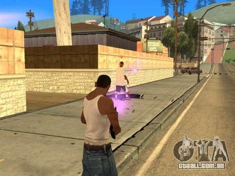 Fagot Funny Effects 1.1 para GTA San Andreas segunda tela