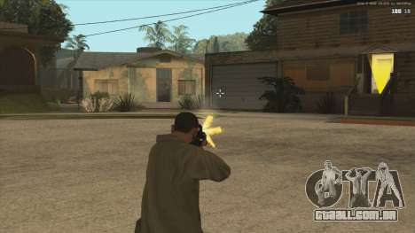 M4 из Killing Floor para GTA San Andreas terceira tela