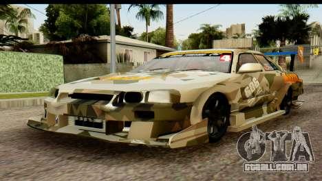 Nissan Skyline R34 Maxxis GT para GTA San Andreas
