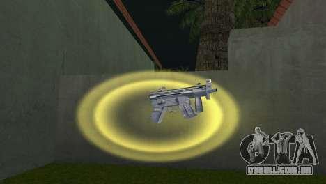 Mp5 Short para GTA Vice City segunda tela