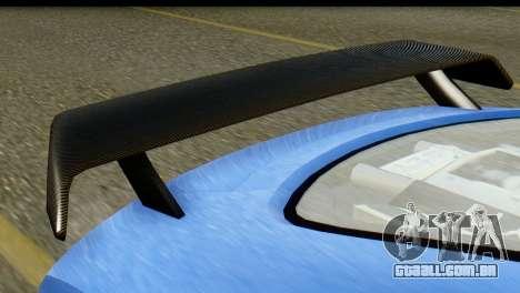 GTA 5 Obey 9F Coupe IVF para GTA San Andreas vista direita