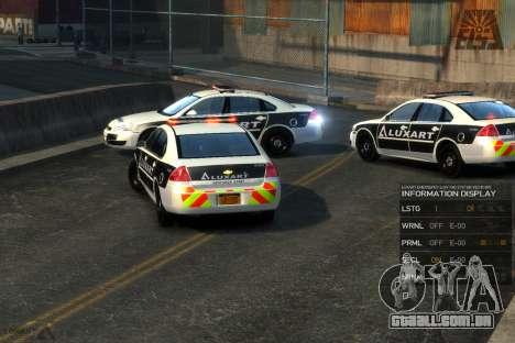 Emergency Lights System v8 [ELS] para GTA 4 segundo screenshot