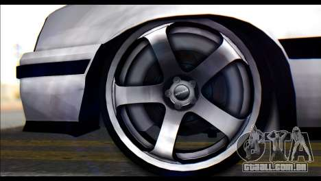 Opel Kadett GSI Caravan para GTA San Andreas traseira esquerda vista