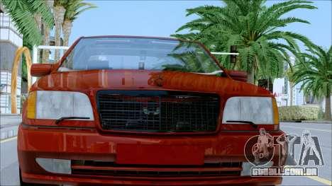 ClickClacks ENB V1 para GTA San Andreas nono tela