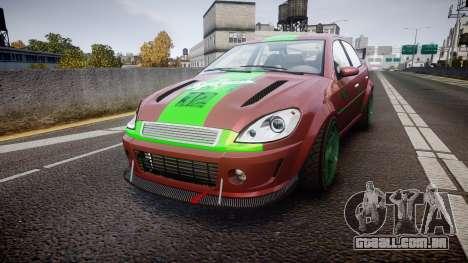 Declasse Premier Touring para GTA 4