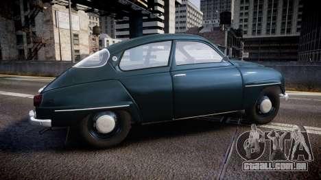 Saab 96 [Final] para GTA 4