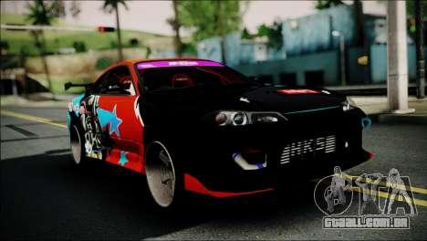 Nissan Silvia S15 EE para GTA San Andreas