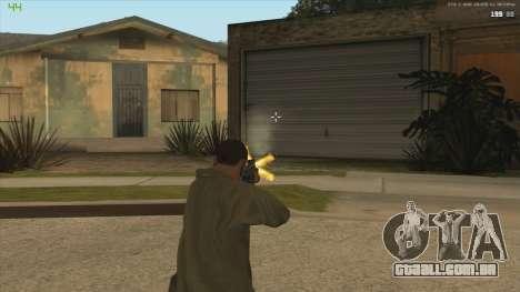 AK47 из Killing Floor para GTA San Andreas por diante tela