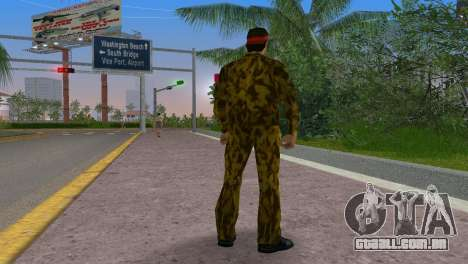 Camo Skin 19 para GTA Vice City terceira tela