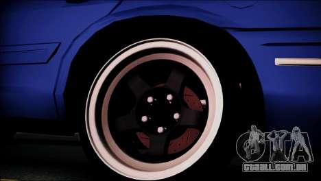 Ford Crown Victoria Stance Nation para GTA San Andreas vista direita
