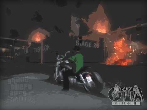 Novas telas de carregamento para GTA San Andreas twelth tela