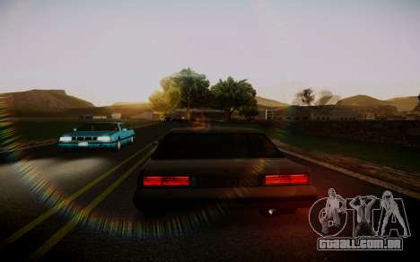 Fourth Road Mod para GTA San Andreas segunda tela