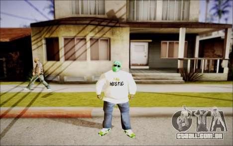 Ghetto Skin Pack para GTA San Andreas sexta tela