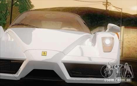 SA_nVidia: Capturas De Tela, Edição De para GTA San Andreas décima primeira imagem de tela
