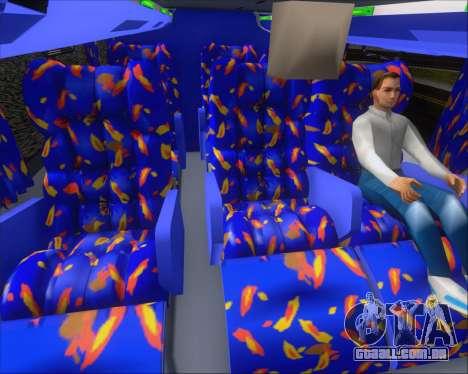 Marcopolo Paradiso G6 1800DD 8x2 SCANIA K420 para GTA San Andreas vista inferior