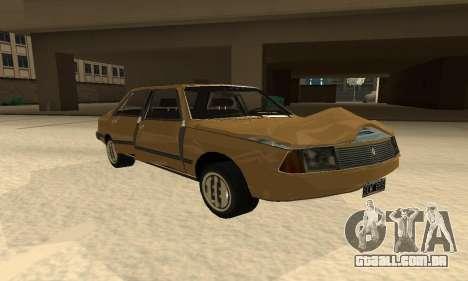 Renault 18 para GTA San Andreas