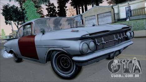 ClickClacks ENB V1 para GTA San Andreas sétima tela