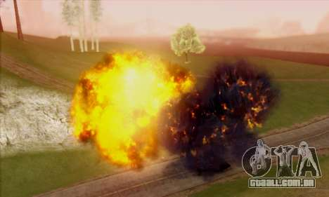 GTA 5 Effects para GTA San Andreas