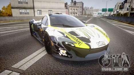 McLaren P1 2014 [EPM] Ken Block para GTA 4