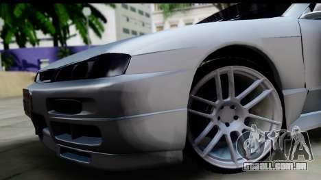 Elegy S14 para GTA San Andreas vista direita