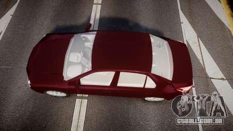 Iran Khodro Dena para GTA 4 vista direita