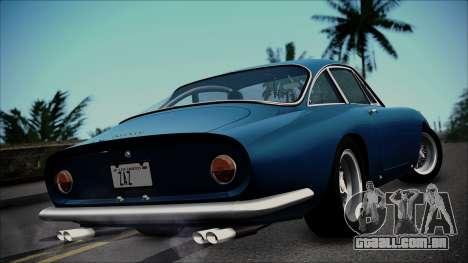 Ferrari 250 GT Berlinetta Lusso 1963 [HQLM] para GTA San Andreas esquerda vista