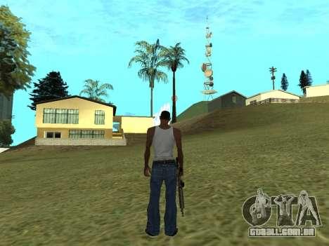 Não Attaleia vista para GTA San Andreas terceira tela