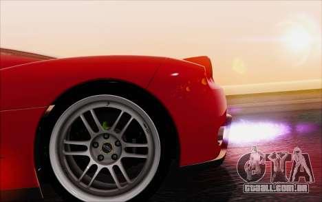 SA_nVidia: Capturas De Tela, Edição De para GTA San Andreas sexta tela