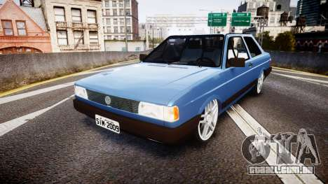 Volkswagen Voyage 1990 para GTA 4