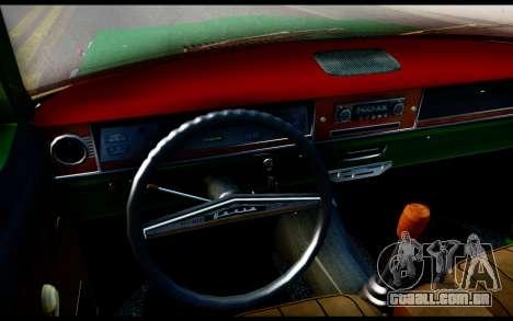 GAZ 24 Volga para GTA San Andreas vista direita
