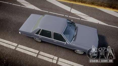 Ford Fairmont 1978 v1.1 para GTA 4 vista direita